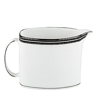 kate spade new york Union Street Striped & Dotted Creamer