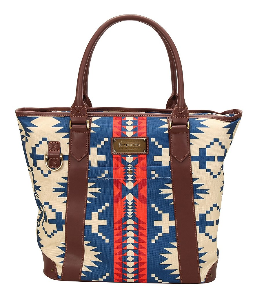 Pendleton National Park Collection Spider Rock Travel Tote