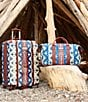 "Color:Navy Blue - Image 2 - Pendleton National Park Collection Spider Rock 22"" Rolling Duffel"