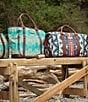 "Color:Navy Blue - Image 3 - Pendleton National Park Collection Spider Rock 22"" Rolling Duffel"