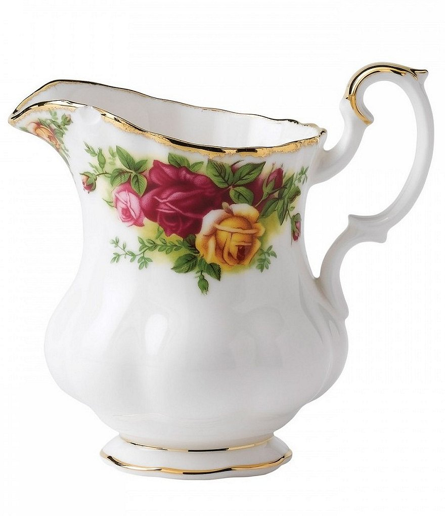 Royal Albert Old Country Roses Floral Bone China Creamer