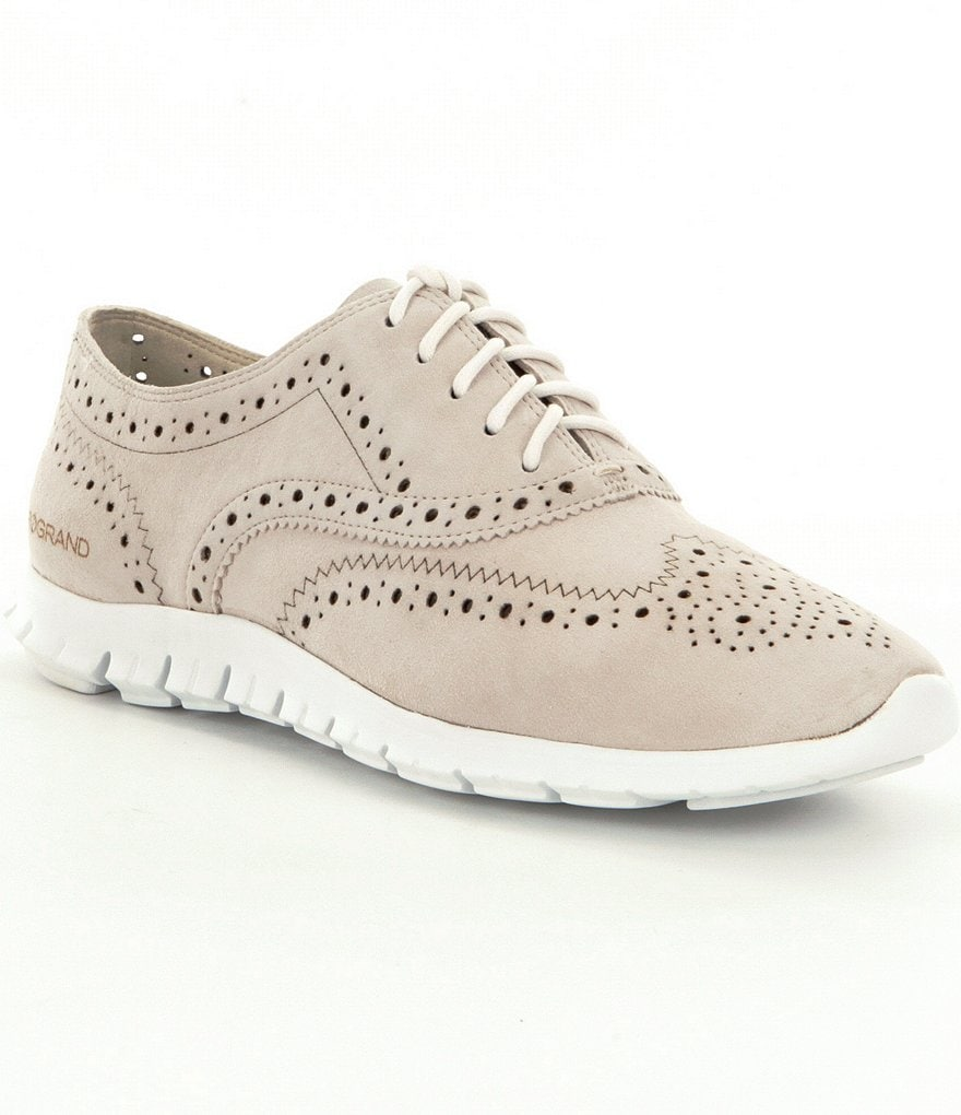Cole Haan Zerogrand Lace Up Sneakers