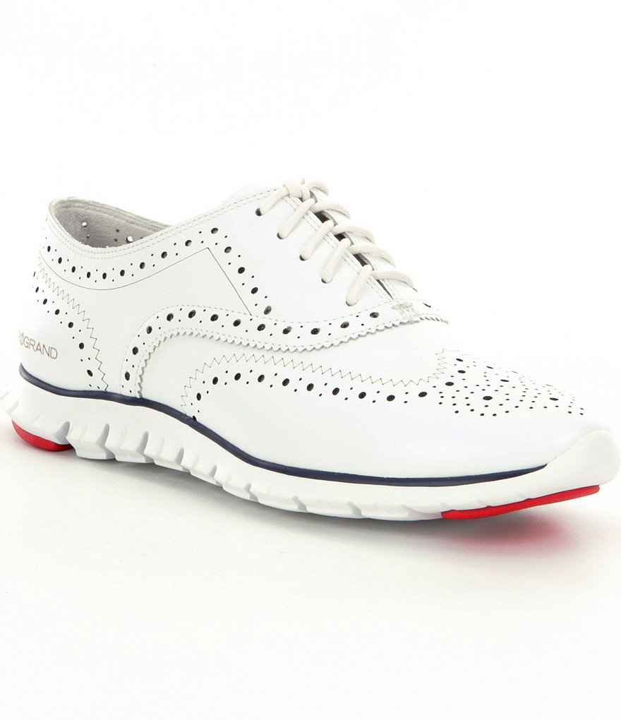 Cole Haan Women´s Zerogrand Perforated Wingtip Sneakers