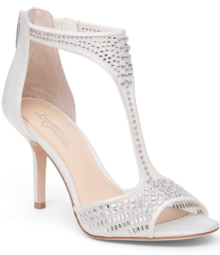 Imagine Vince Camuto Rea Jeweled Dress Sandals