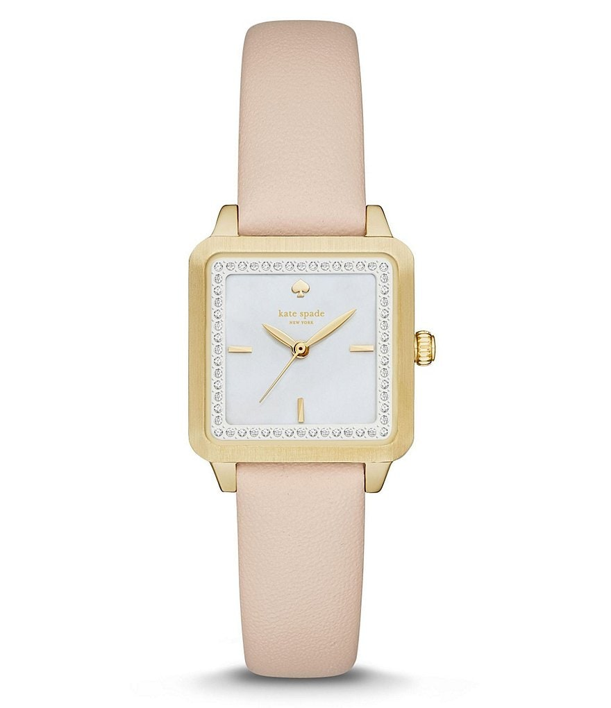 kate spade new york Washington Square Analog Watch