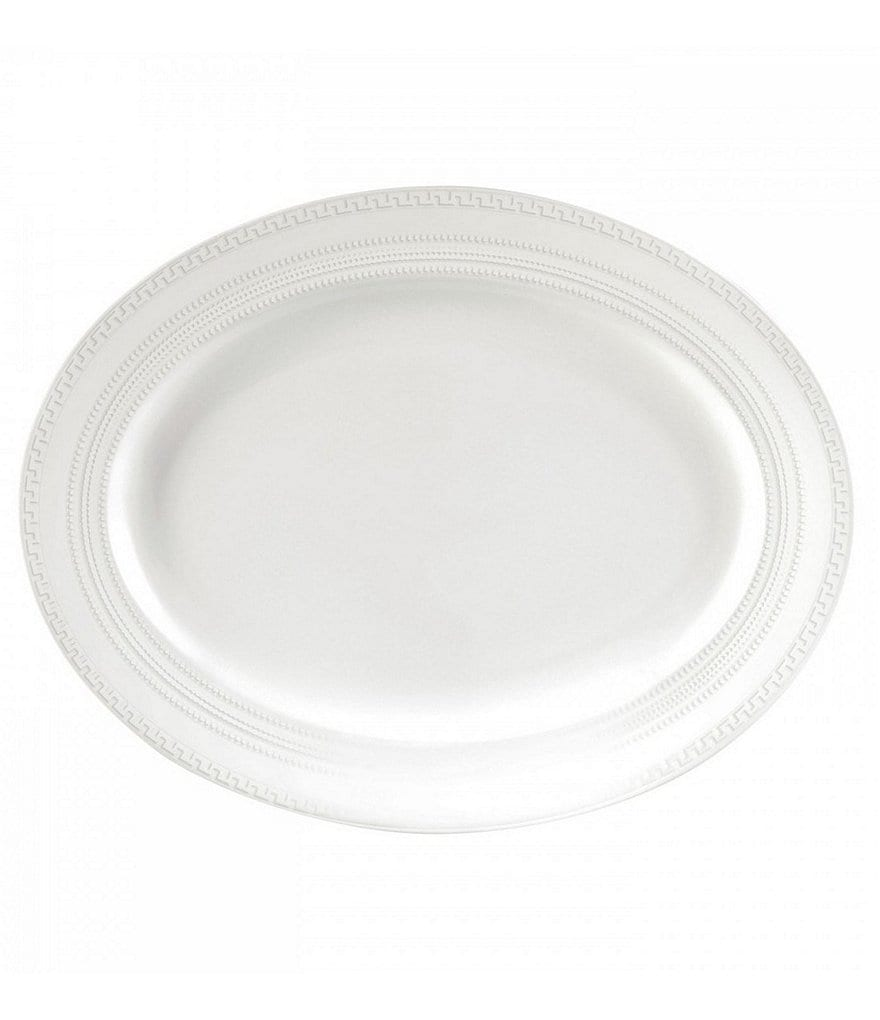 Wedgwood Intaglio Embossed Bone China Platter