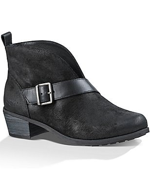 UGG® Wright Belted Booties
