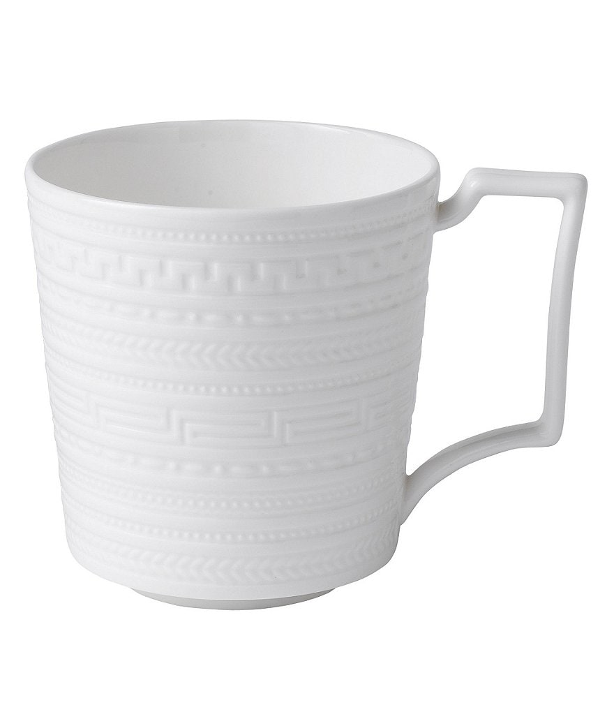 Wedgwood Intaglio Embossed Bone China Mug