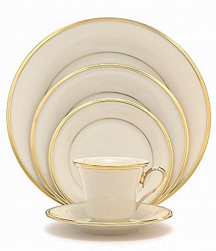 Lenox Eternal China 5-Piece Place Setting