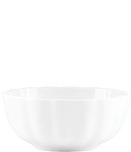 Gorham Manor Scalloped Bone China All-Purpose Bowl Image