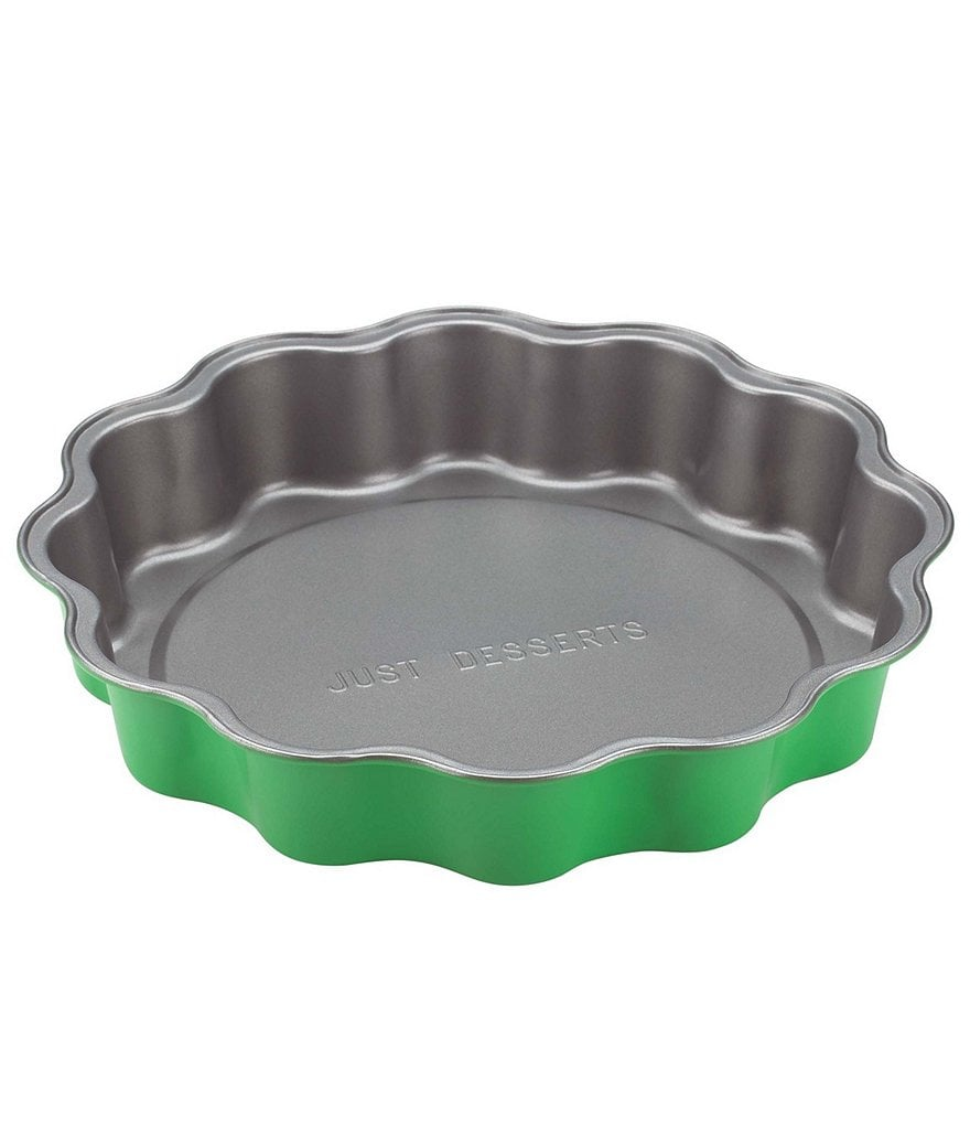 kate spade new york All In Good Taste Just Desserts Scalloped Baking Pan
