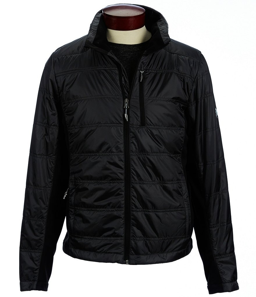 Spyder Glissade Insualtor Stretch Quilted Jacket