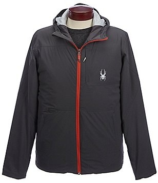 Spyder Berner Waterproof Hooded Jacket