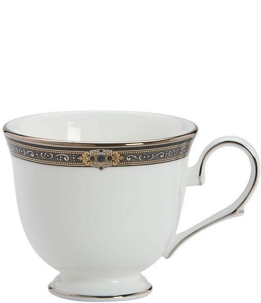 Lenox Vintage Jewel Bone China Cup