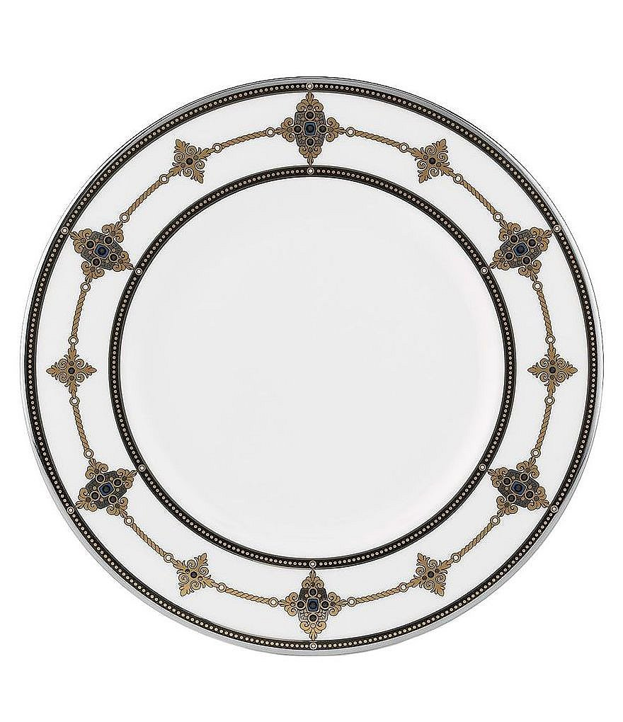 Lenox Vintage Jewel Bone China Accent Salad Plate