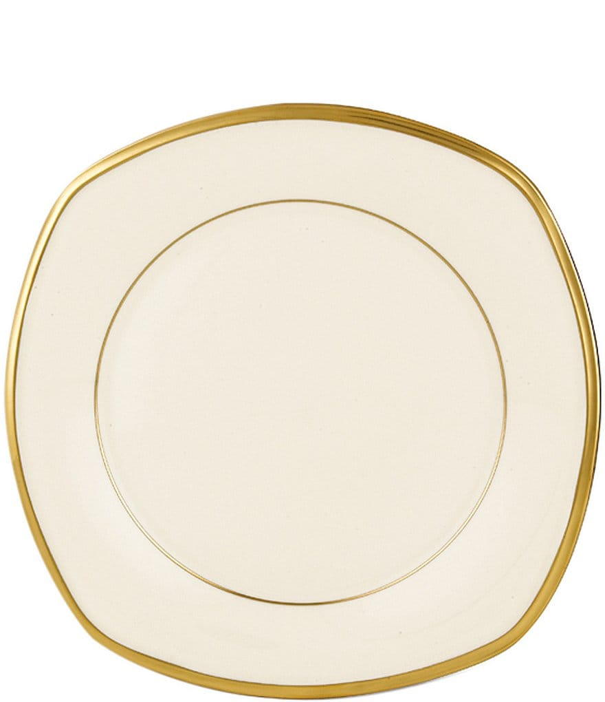 Lenox Eternal Square Accent Salad Plate