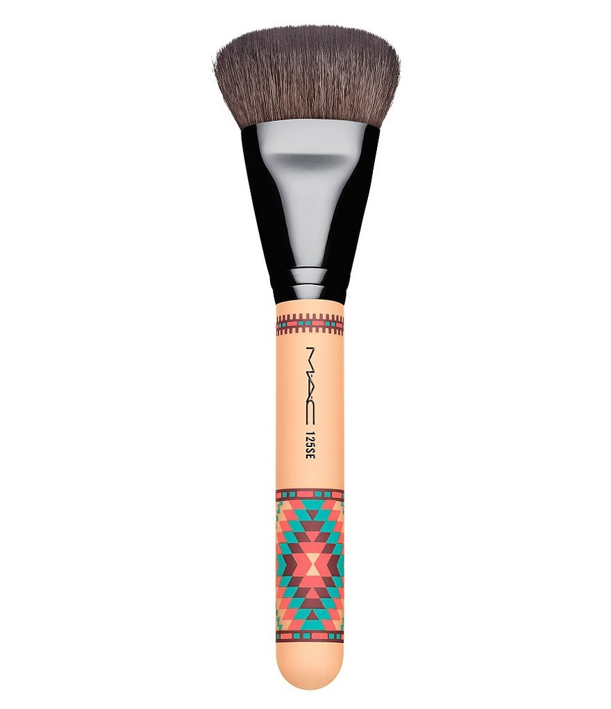 MAC Limited Edition Vibe Tribe 125 Split Fibre Dense Face Brush