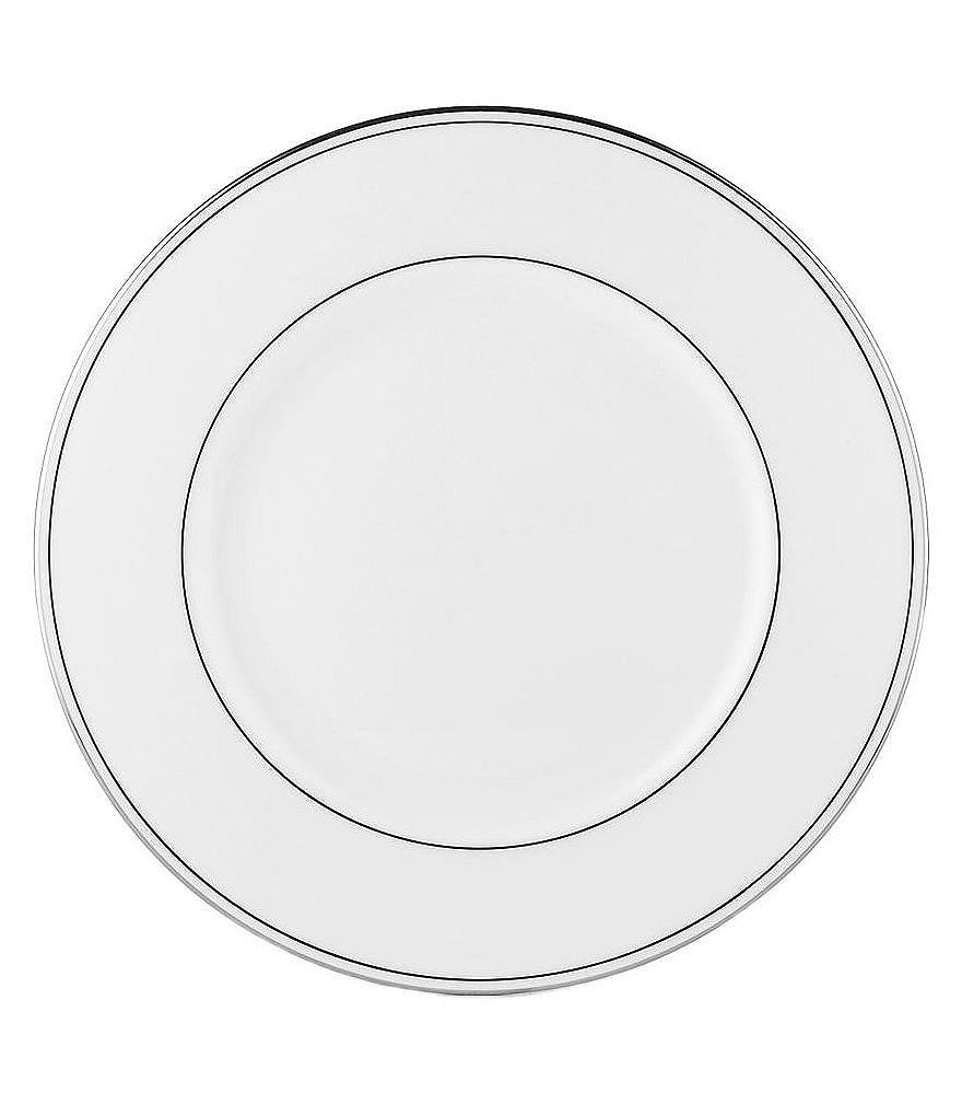 Lenox Federal Platinum Bone China Dinner Plate