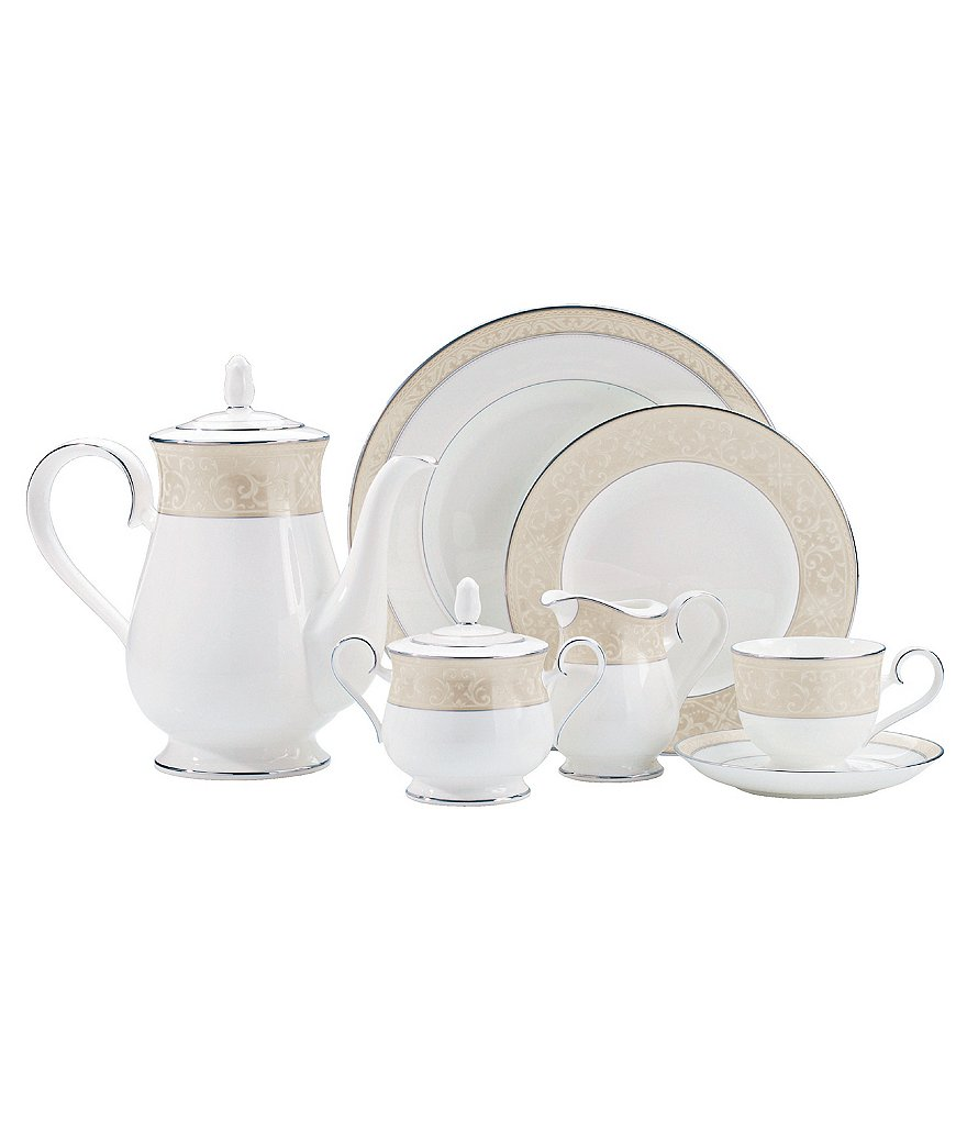 Noritake Montvale Platinum China