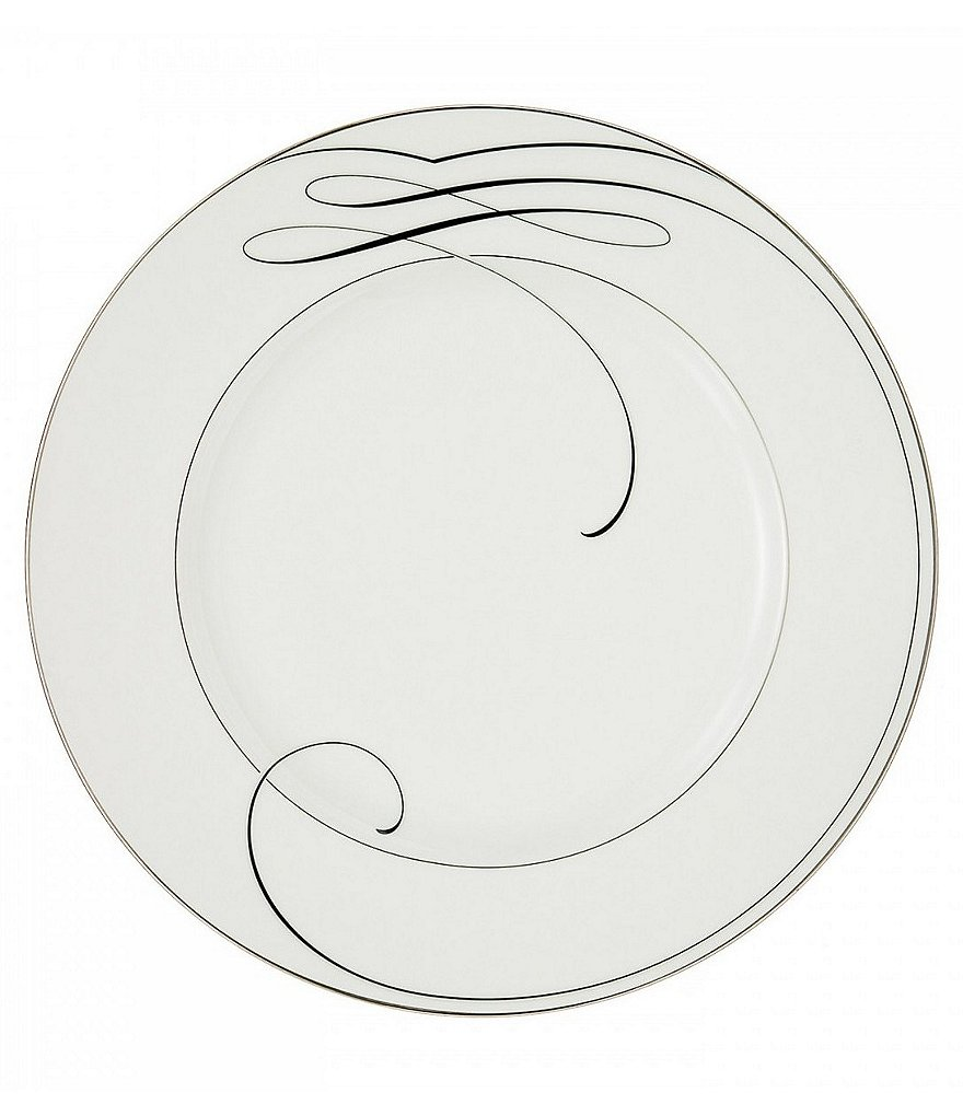 Waterford Ballet Ribbon China Dinner Plate