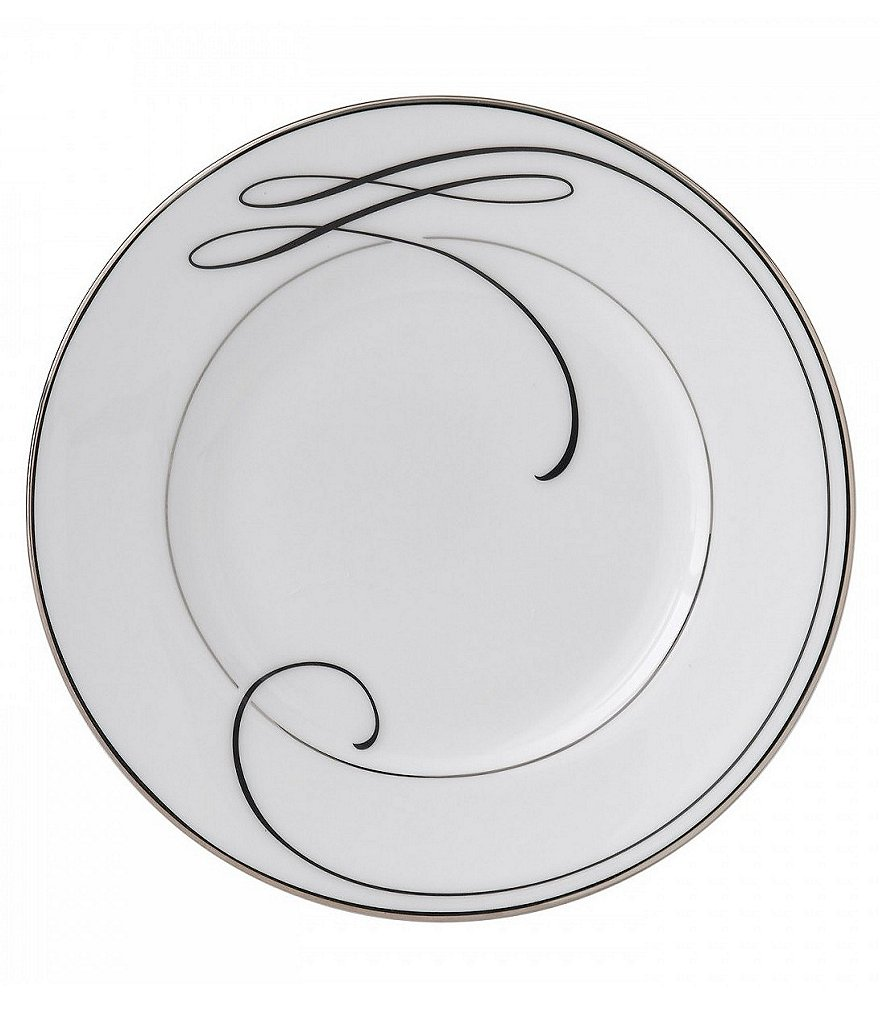 Waterford Ballet Ribbon China Bread & Butter Plate
