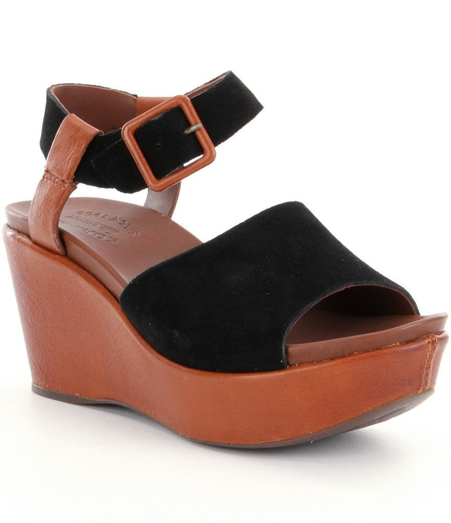 Kork-Ease Keirn Wedge Sandals