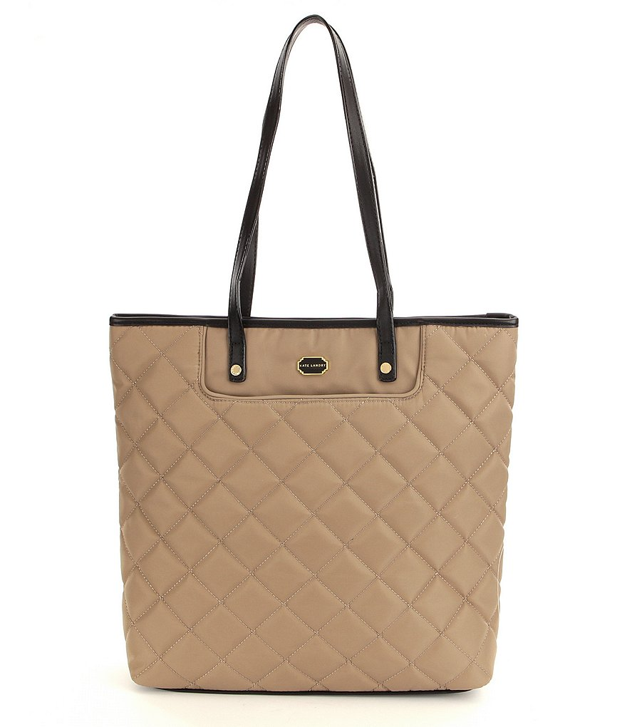 Kate Landry Quilted Tote