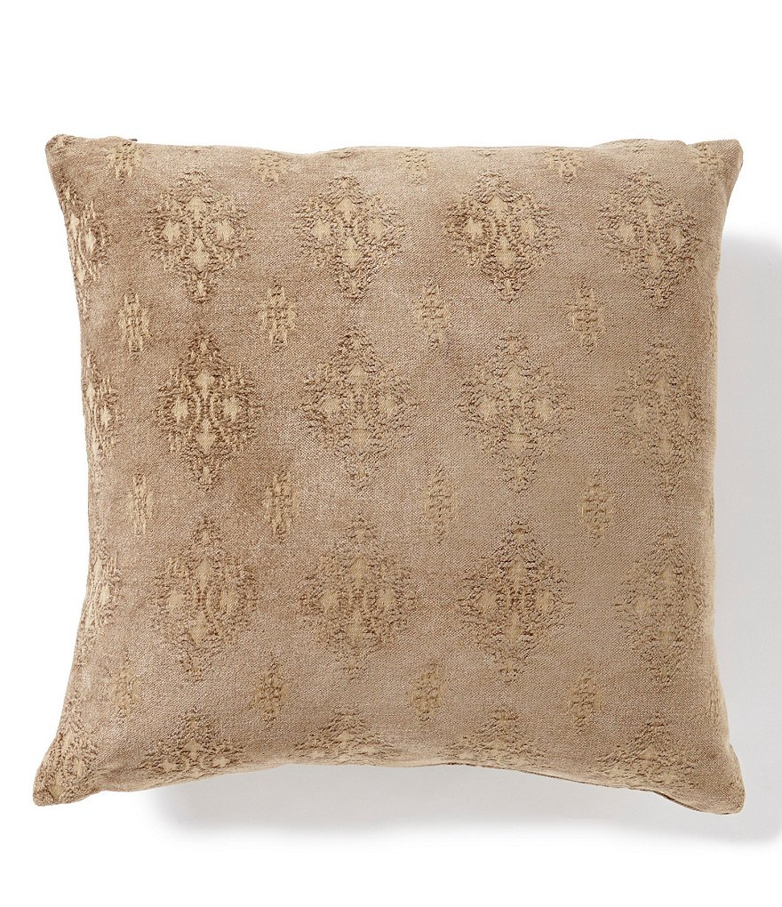Southern Living Chenille Square Pillow