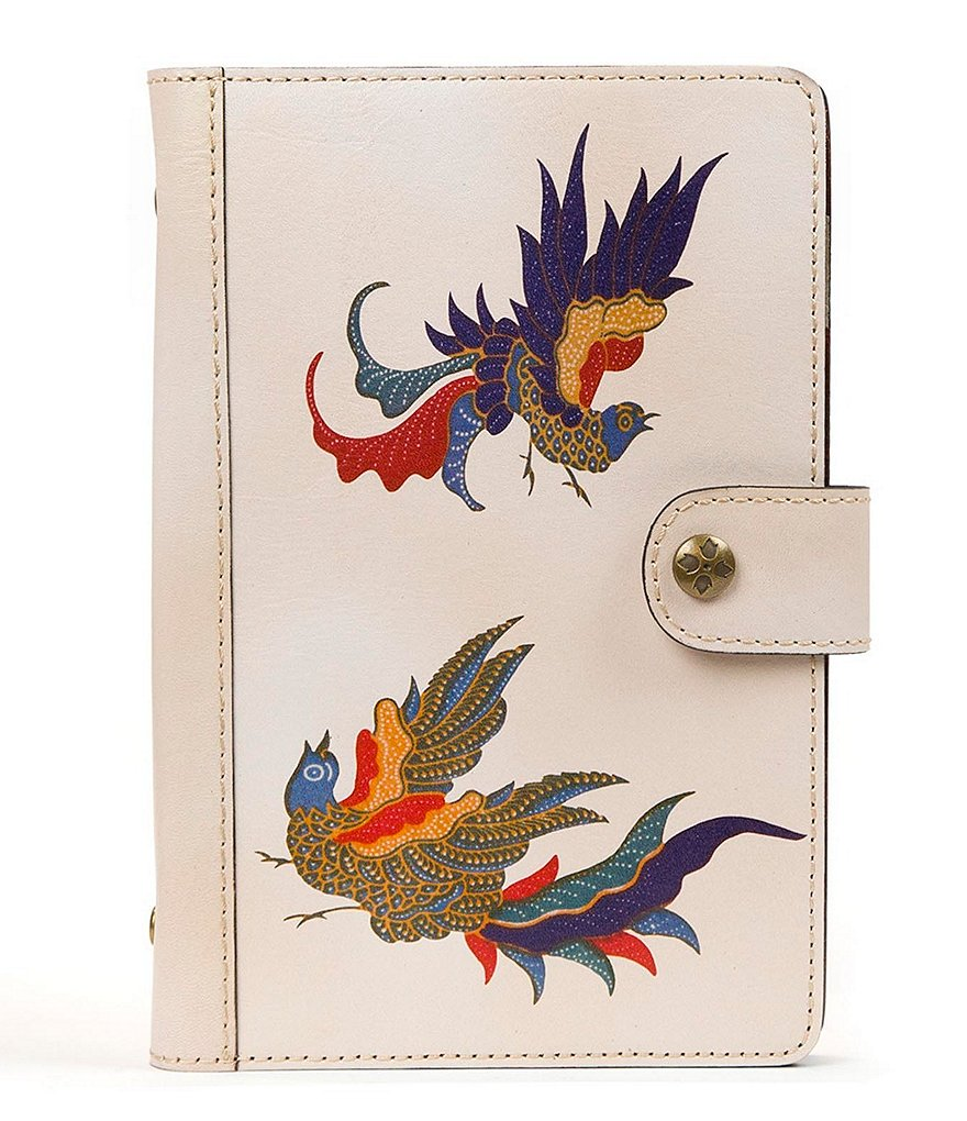 Patricia Nash Exotic Bird Collection Chieti Journal