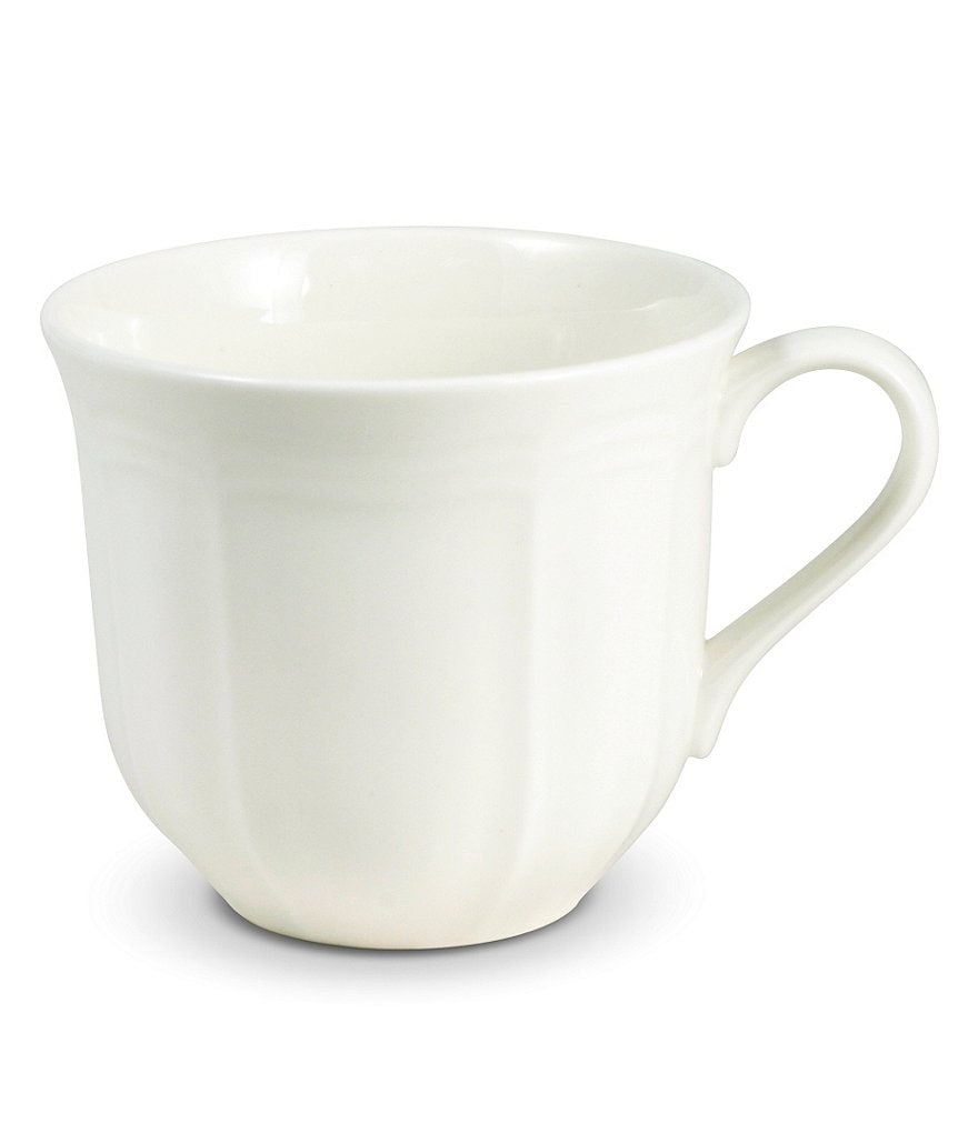 Mikasa Antique White Porcelain Cup