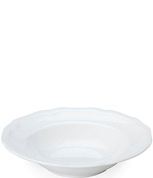 Mikasa Antique White Porcelain Fruit Bowl