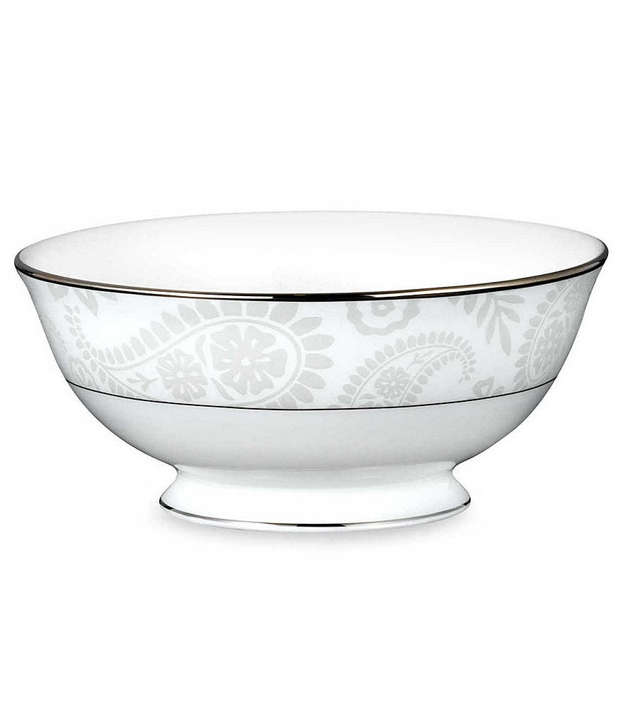 kate spade new york Bonnabel Place Paisley Fruit Bowl