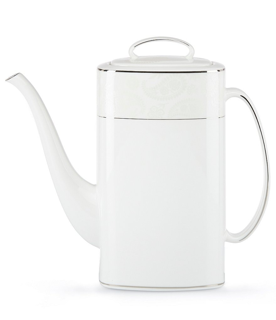 kate spade new york Bonnabel Place Paisley Coffeepot