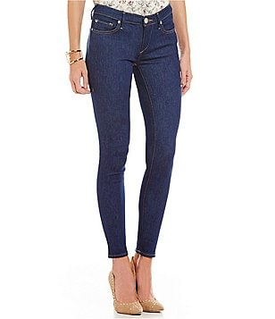 True Religion Casey Low Rise Skinny Jeans