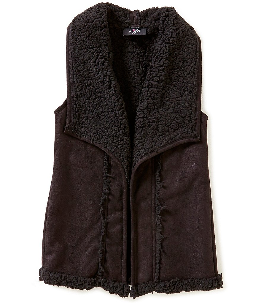 I.N. Girl Big Girls 7-16 Long Vest