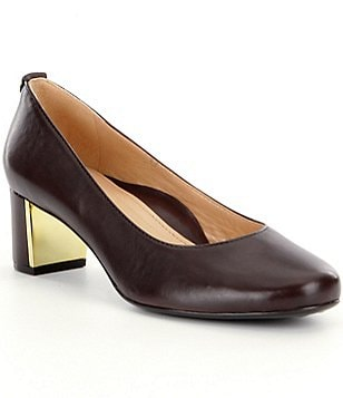 Nurture Brya Block Heel Pumps