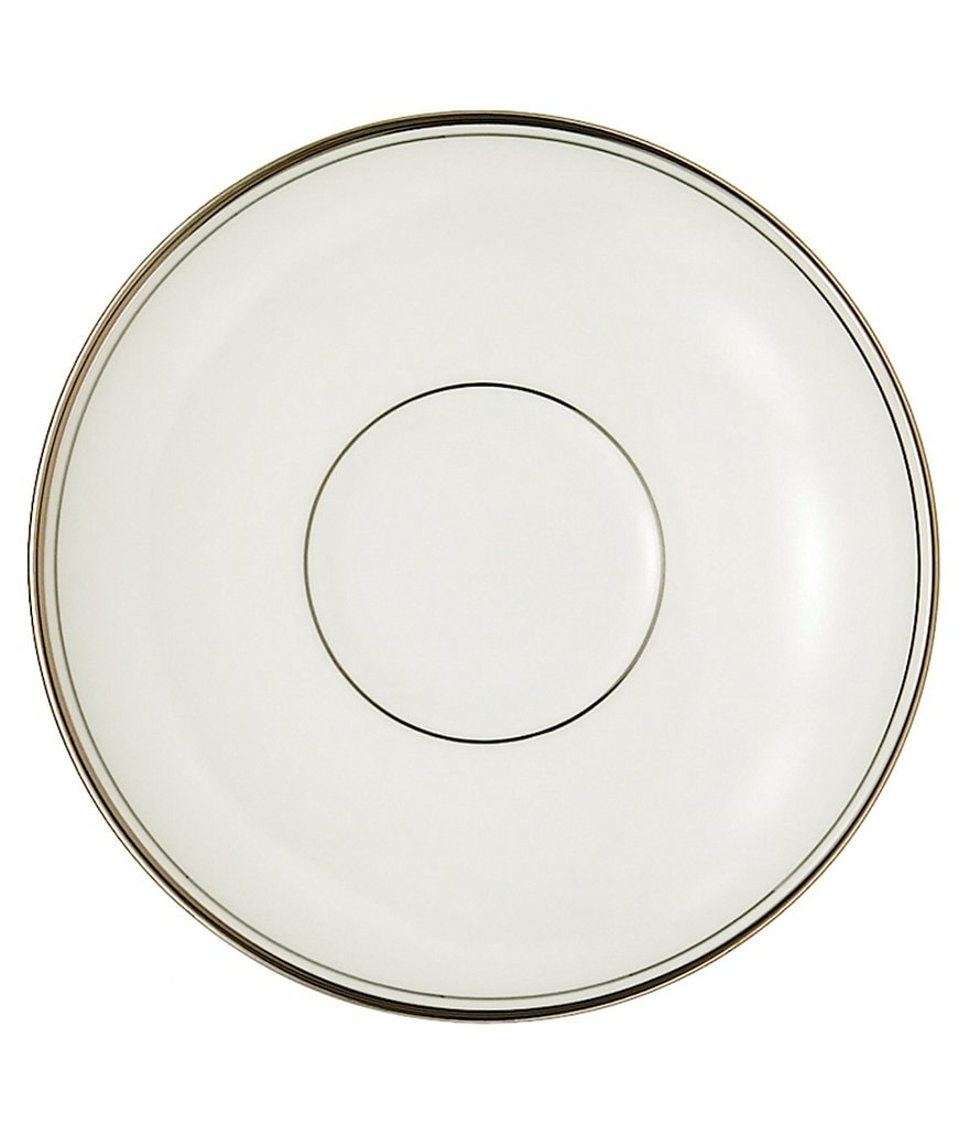 Waterford Kilbarry Platinum Bone China Saucer