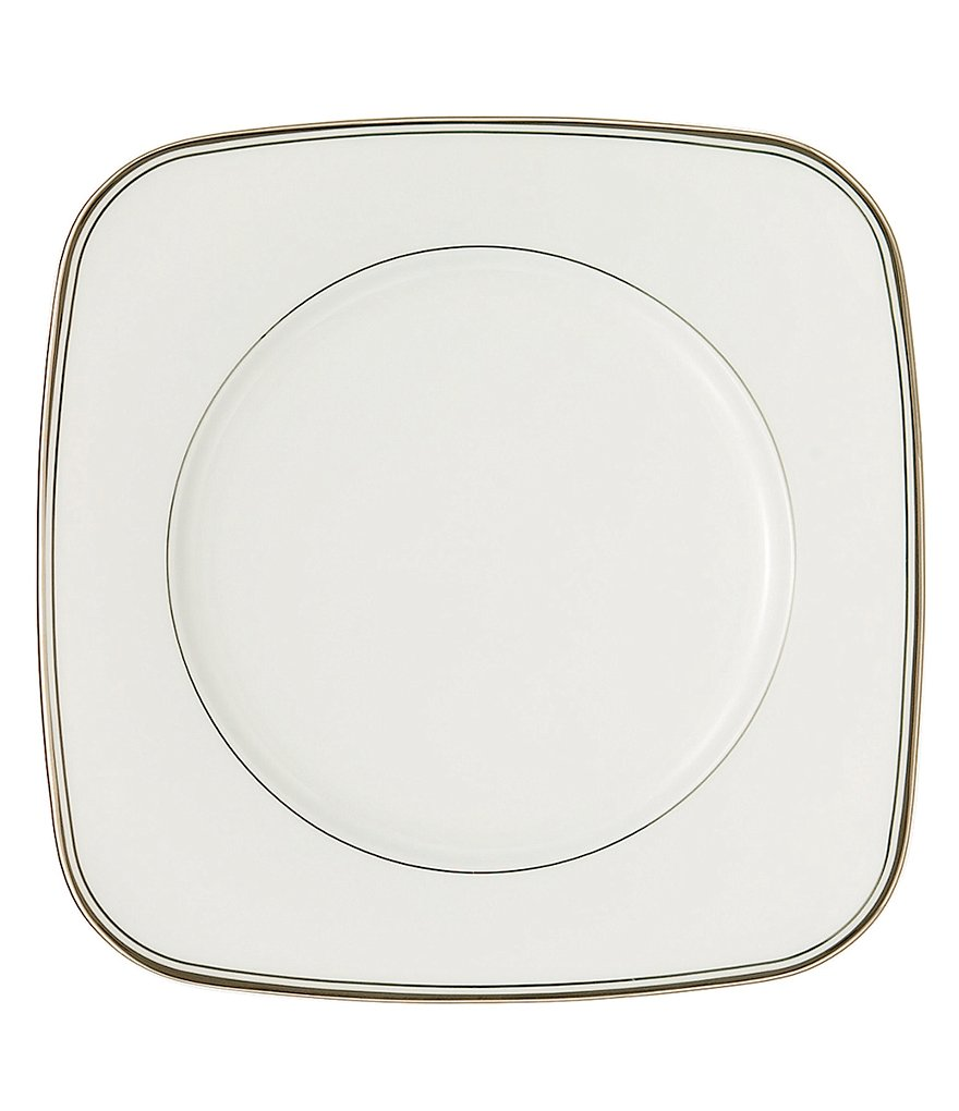 Waterford Kilbarry Platinum Bone China Accent Salad Plate