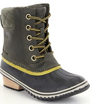 Sorel® Slimpack II Lace Waterproof Cold Weather Booties