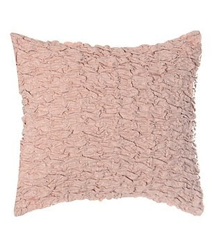 candice OLSON Mystic Ruched Square Pillow