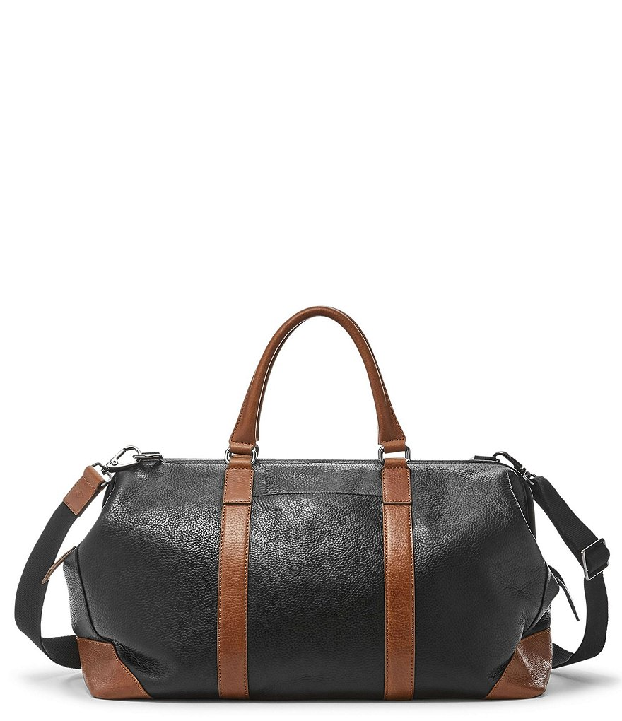 Fossil Mayfair Leather Duffle