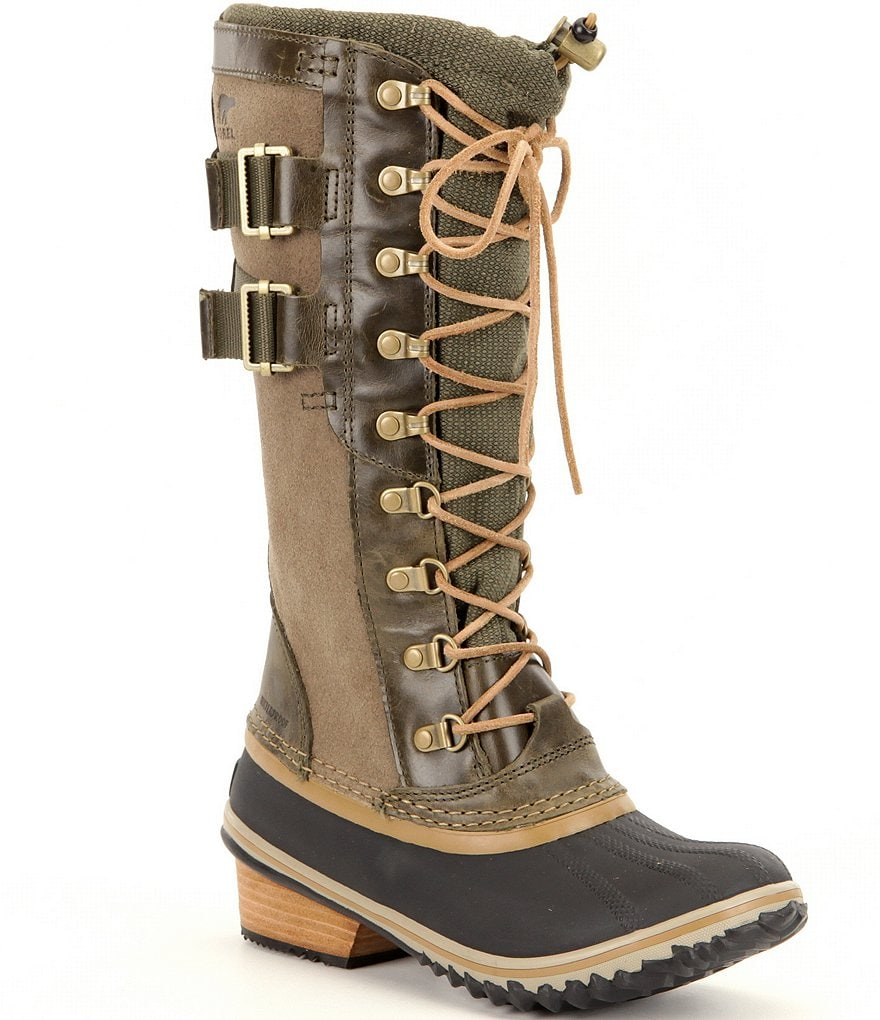 Sorel® Conquest Carly II Waterproof Boots