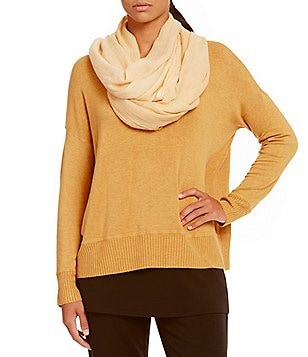 Eileen Fisher Cozy Scarf