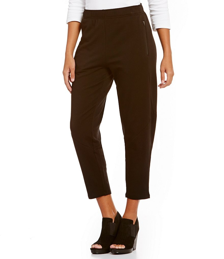 Eileen Fisher Tapered Leg Slouchy Pants