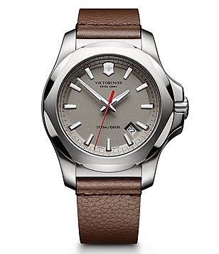 Victorinox Swiss Army I.N.O.X. Analog Military Time Watch