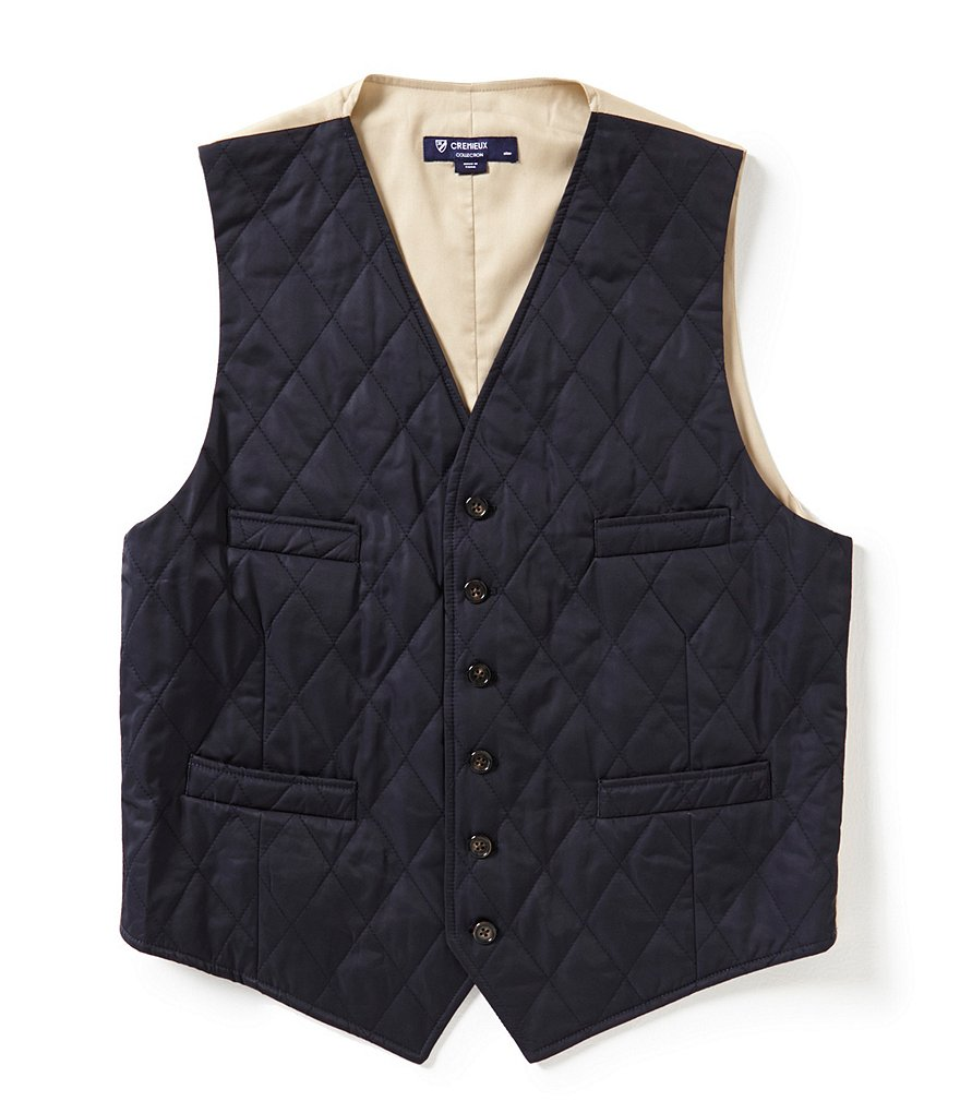 Cremieux Highland Peaks Collection Camden Quilted Vest