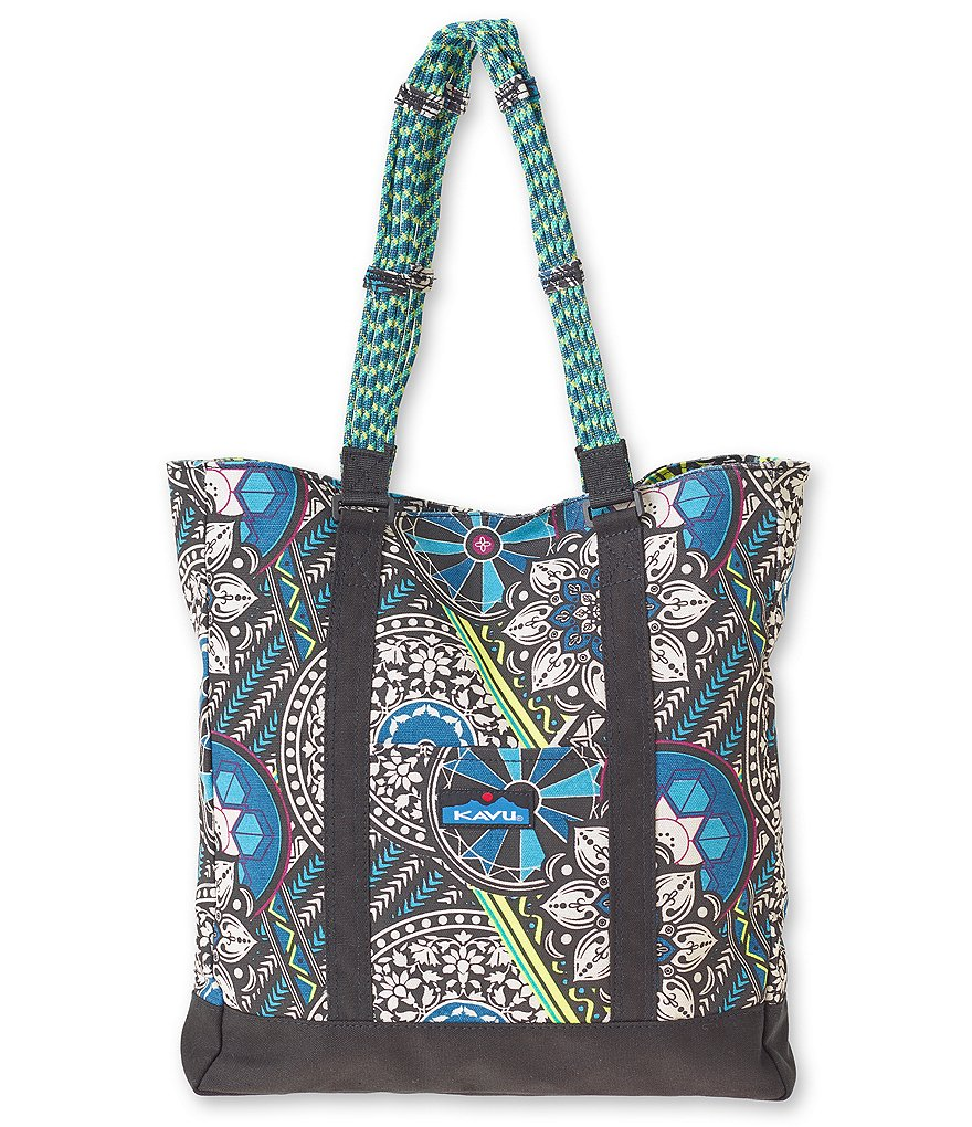 Kavu Wedgewood Canvas Tote