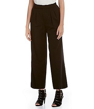 Polo Ralph Lauren Wool Wide-Leg Pant