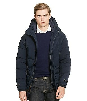 Polo Ralph Lauren Weekend Twill Down Parka
