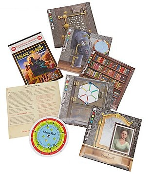 Thinkfun Escape The Room: Mystery at the Stargazer's Manor Board Game